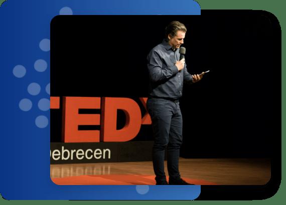 TEDx-felkészítés